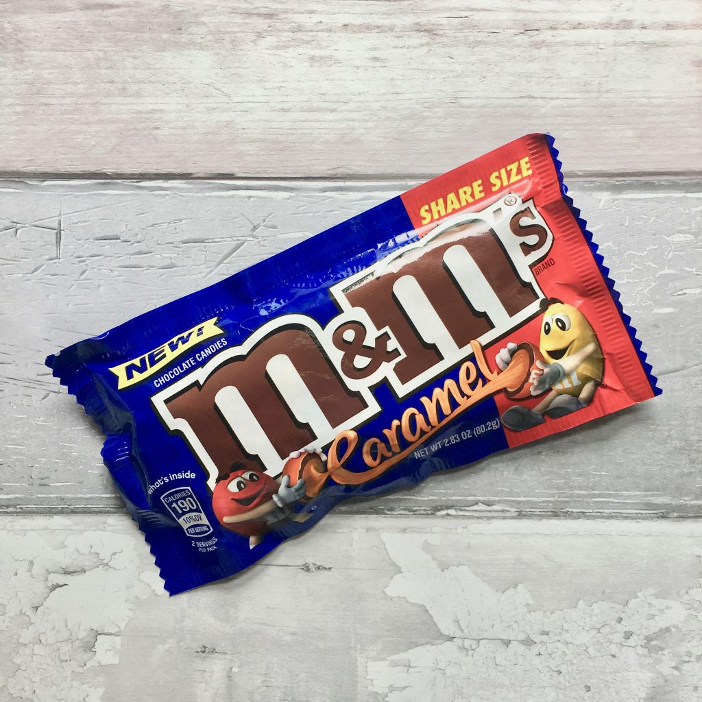 Caramel M&M's Are Finally a Thing!