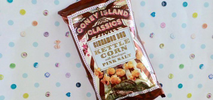 Coney Island Cinnamon Bun Kettle Corn