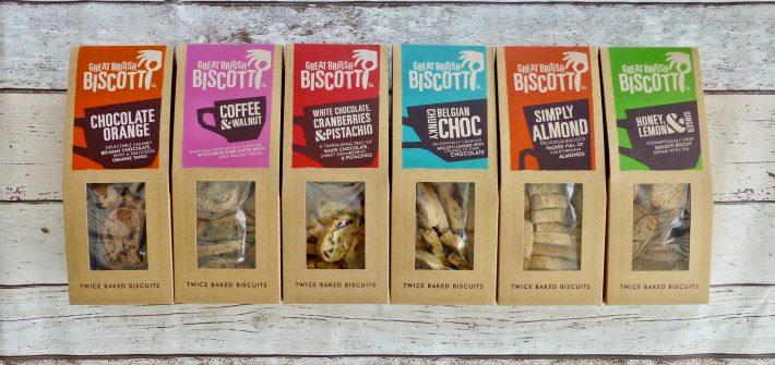 Great British Biscotti Co Sweet