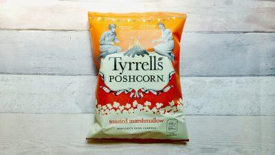 Tyrrell's Poshcorn Toasted Marshmallow