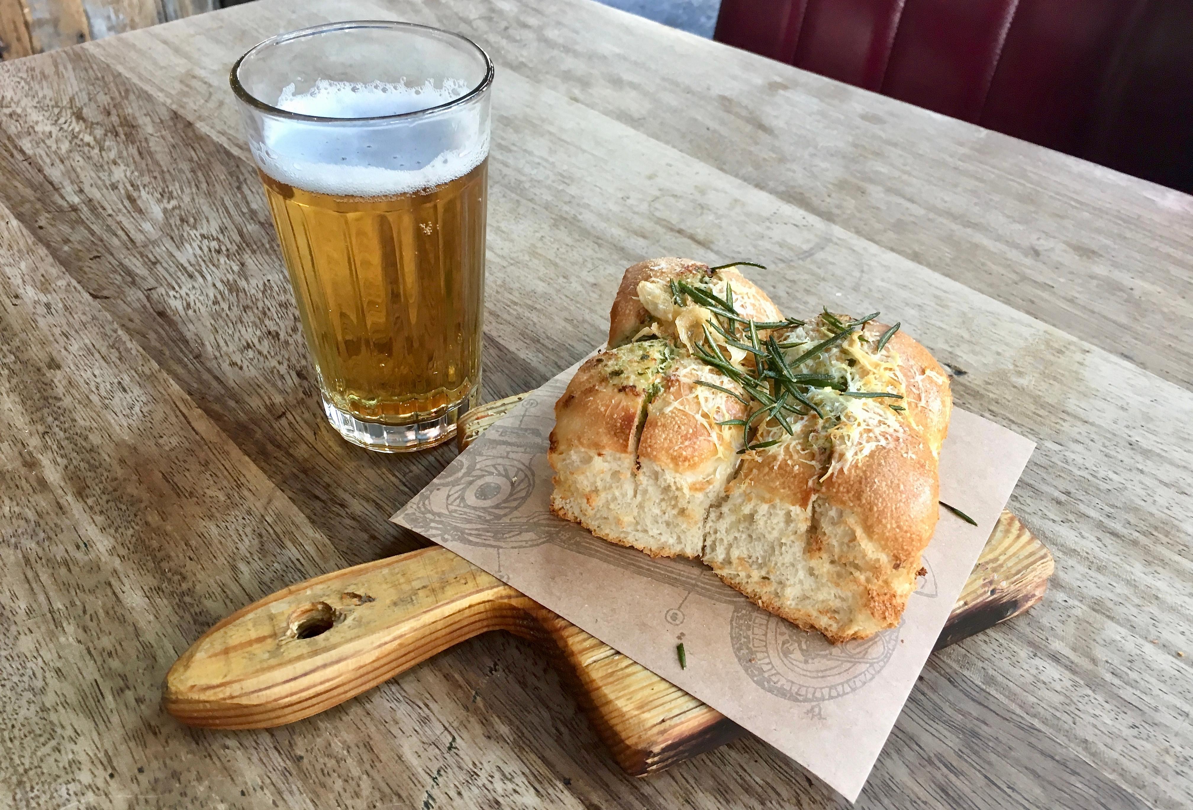 Jamie's Italian Garlic Bread