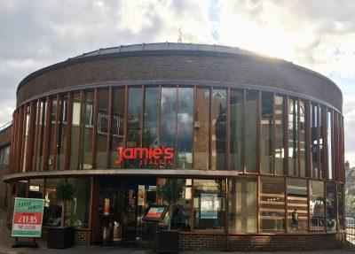 Jamie's Italian Guildford