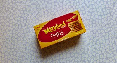 Maryland Cookies Salted Caramel Thins