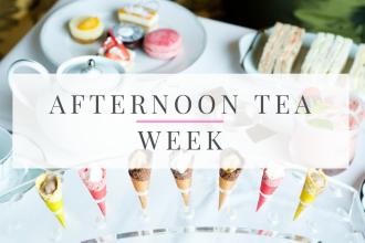 Afternoon Tea Week 2017