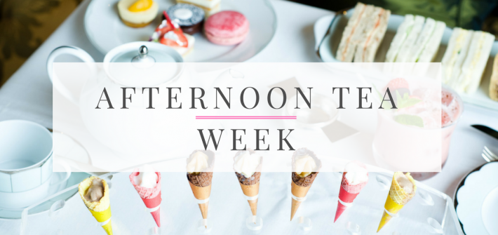 Afternoon Tea Week 2017