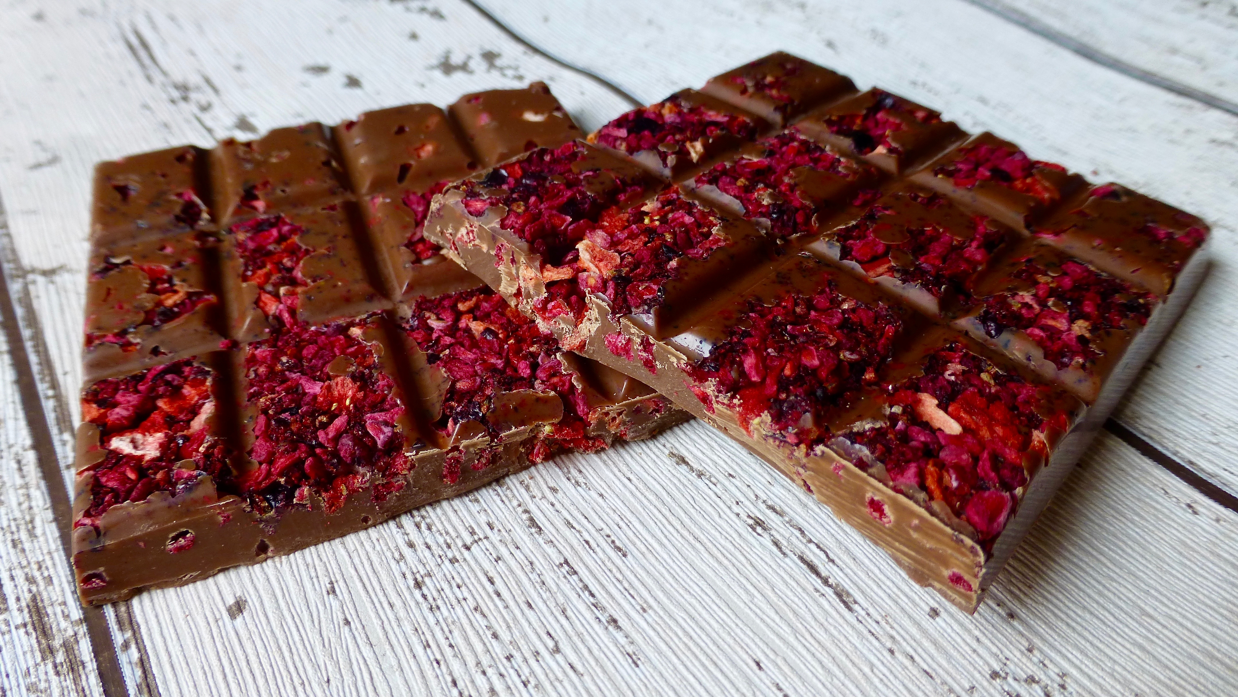 Beaulieu Chocolate Studio Forest Fruit