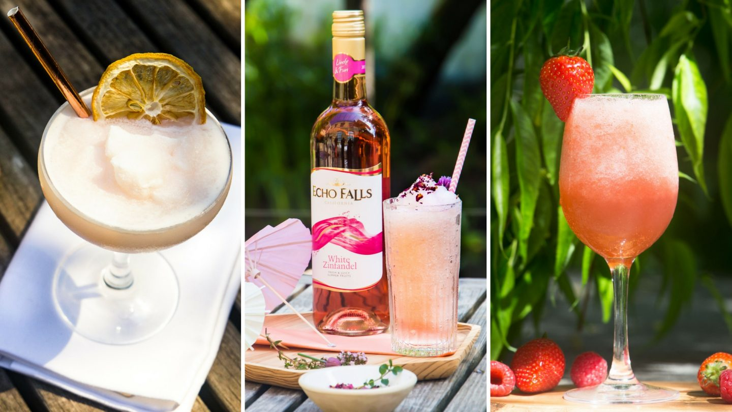 Getting Summer Back with Echo Falls Frosé Cocktails*