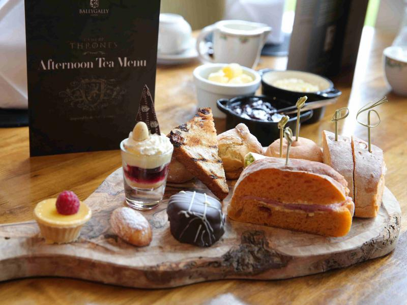 Game of Thrones Afternoon Tea