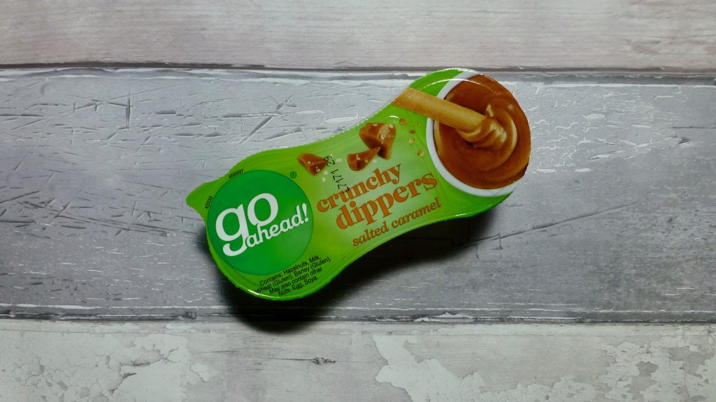 Go Ahead! Salted Caramel Dippers