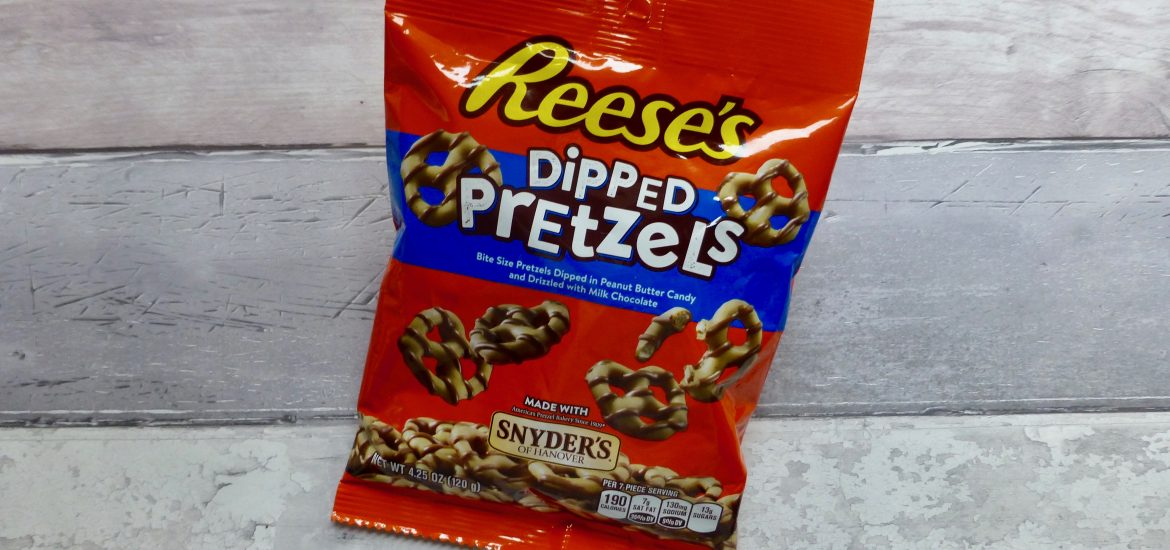 Hershey's Reese's Dipped Pretzels