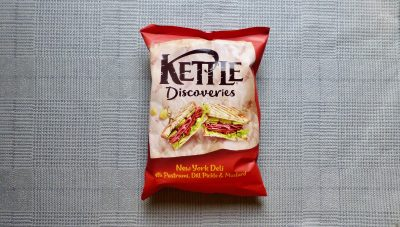 Kettle Discoveries Crisps