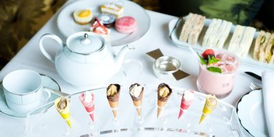 Ice Cream Afternoon Tea