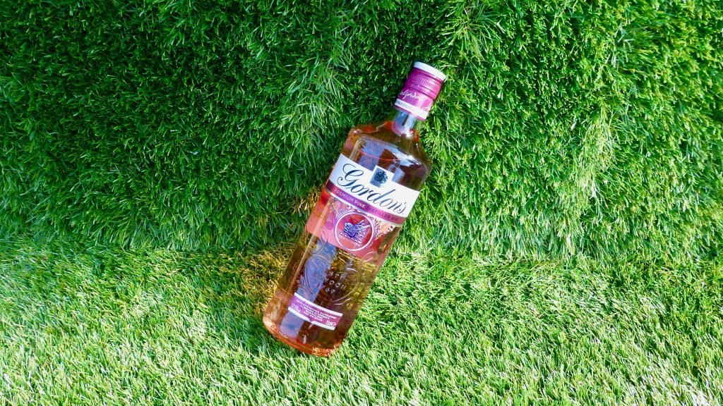 There's Gin and then there's Gordon's Pink Gin