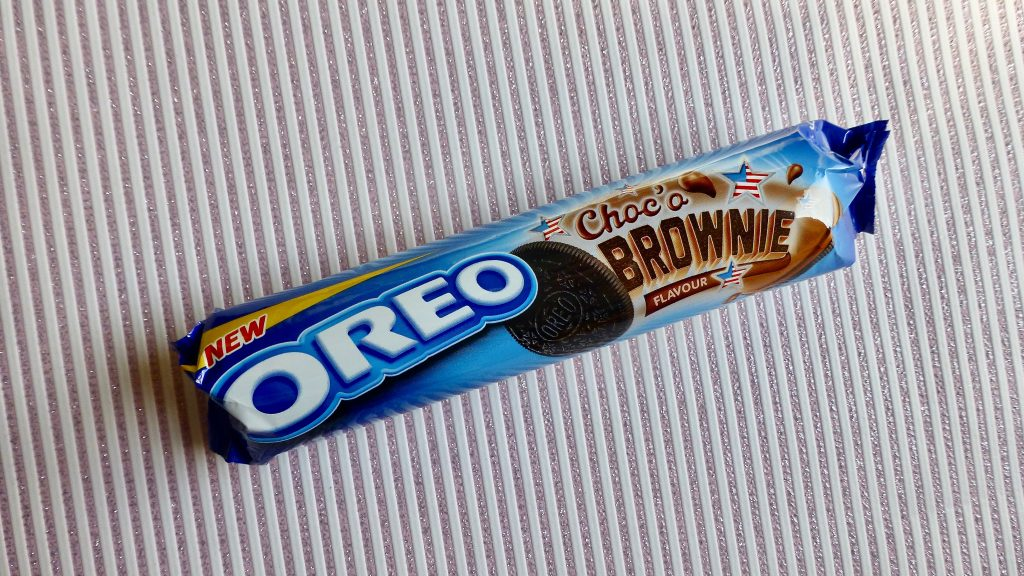 The People's Choice – Oreo Choc'o Brownie