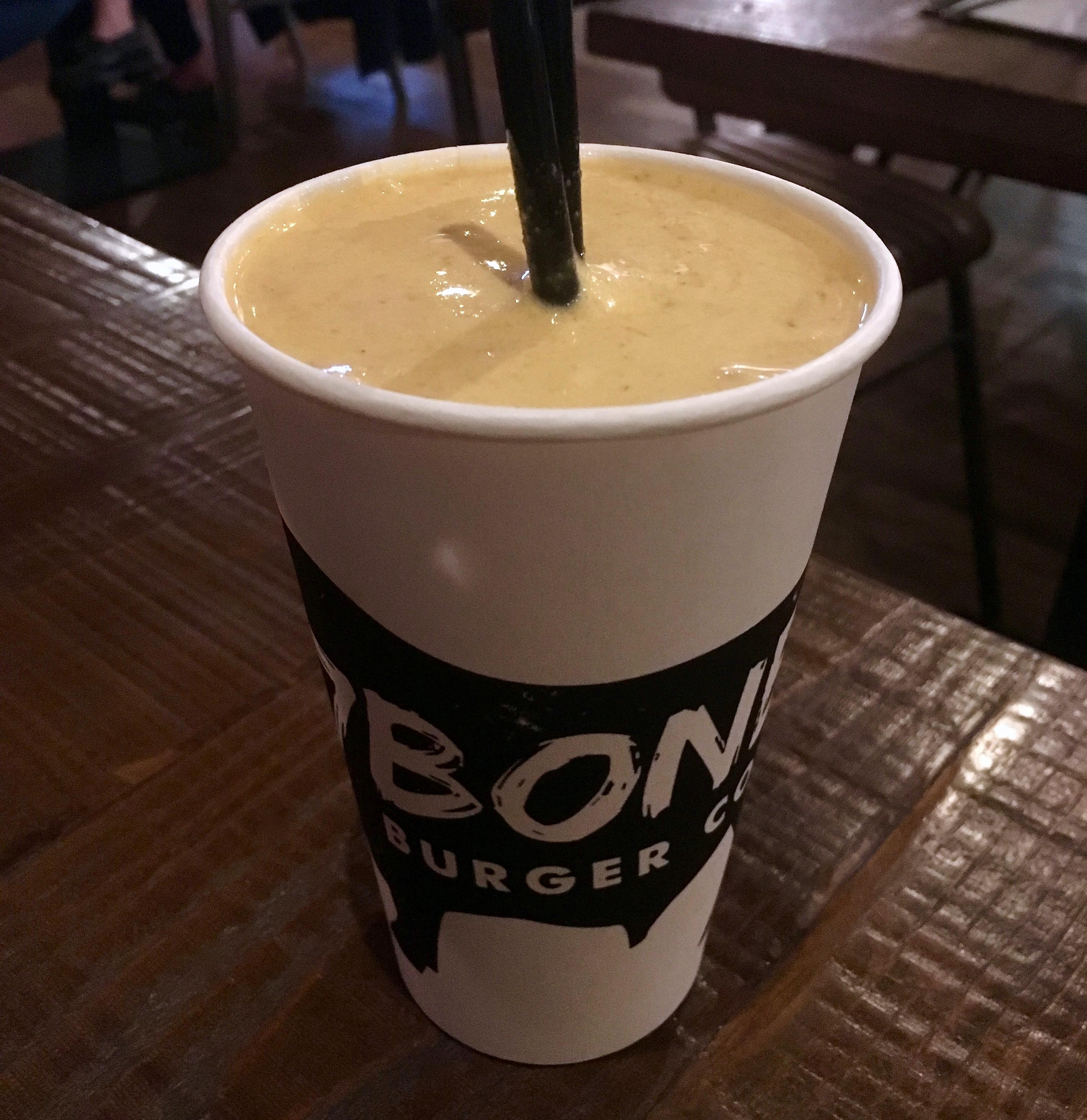 7Bone Burger Co. Banoffee Milkshake
