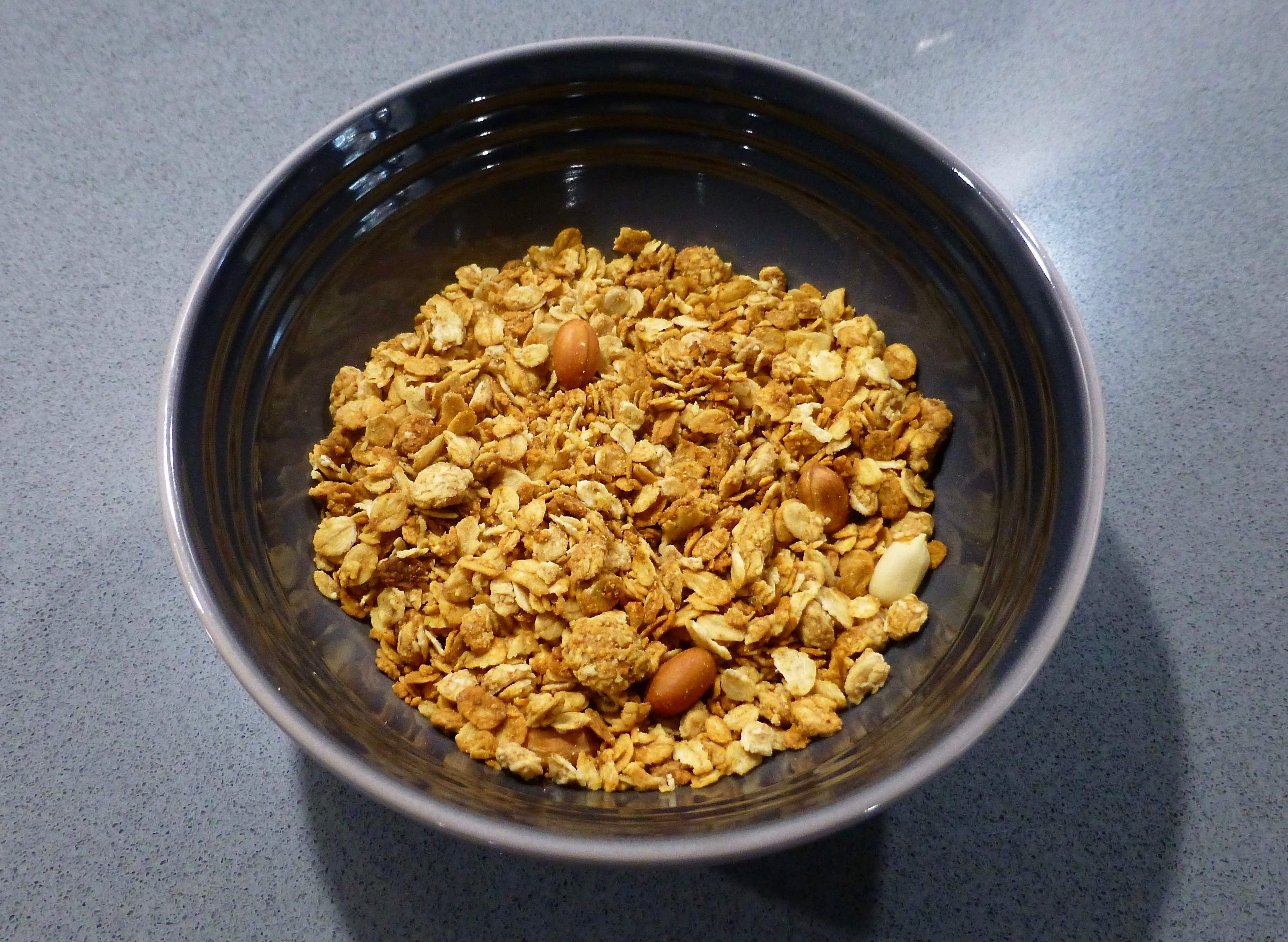 Peanut Butter Me Up Breakfast by Bella Granola.jpg