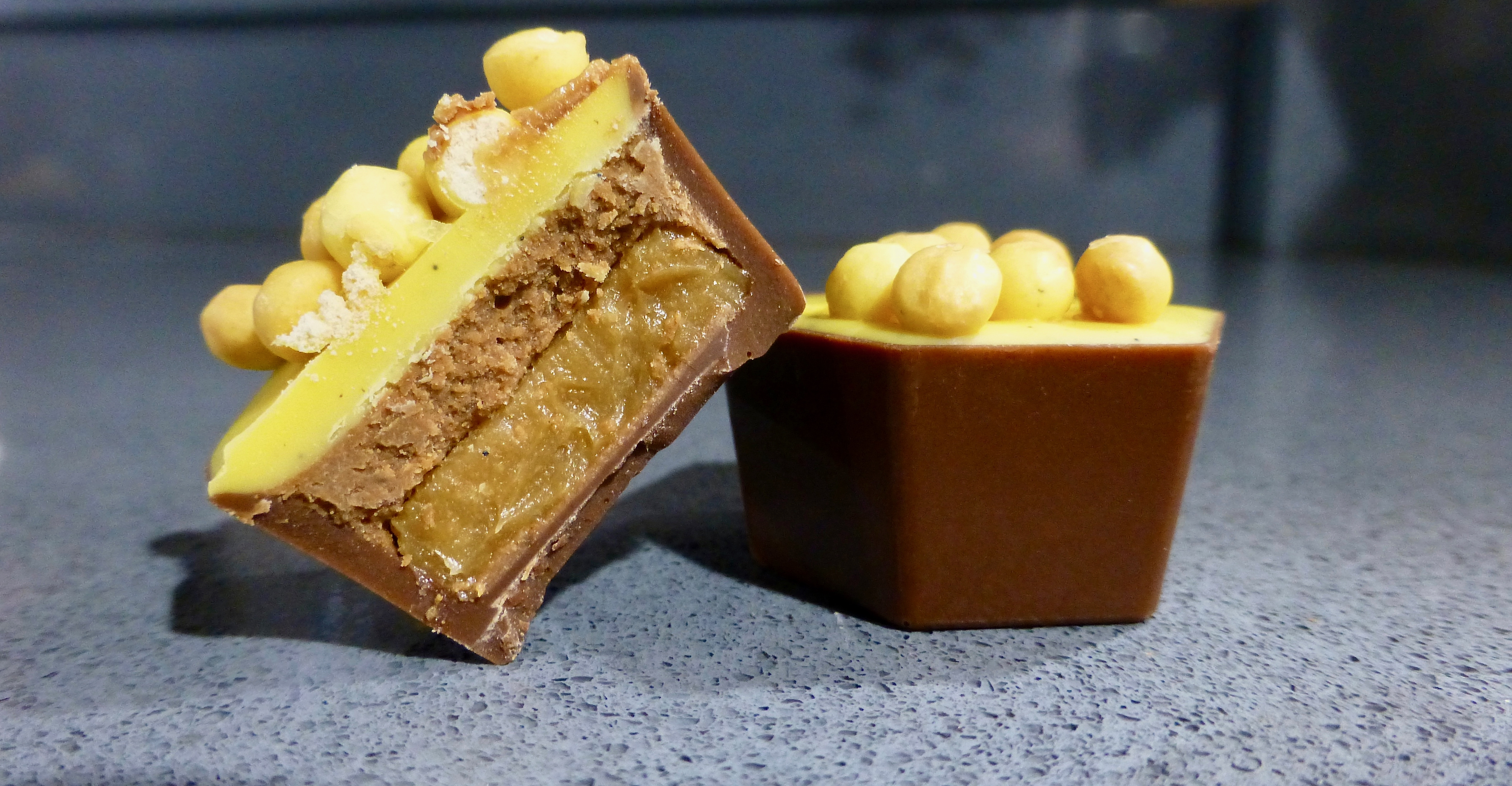 Hotel Chocolat Banoffee Pie Chocolates