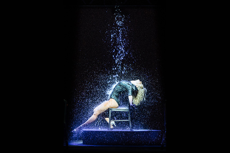 Flashdance The Musical UK Tour