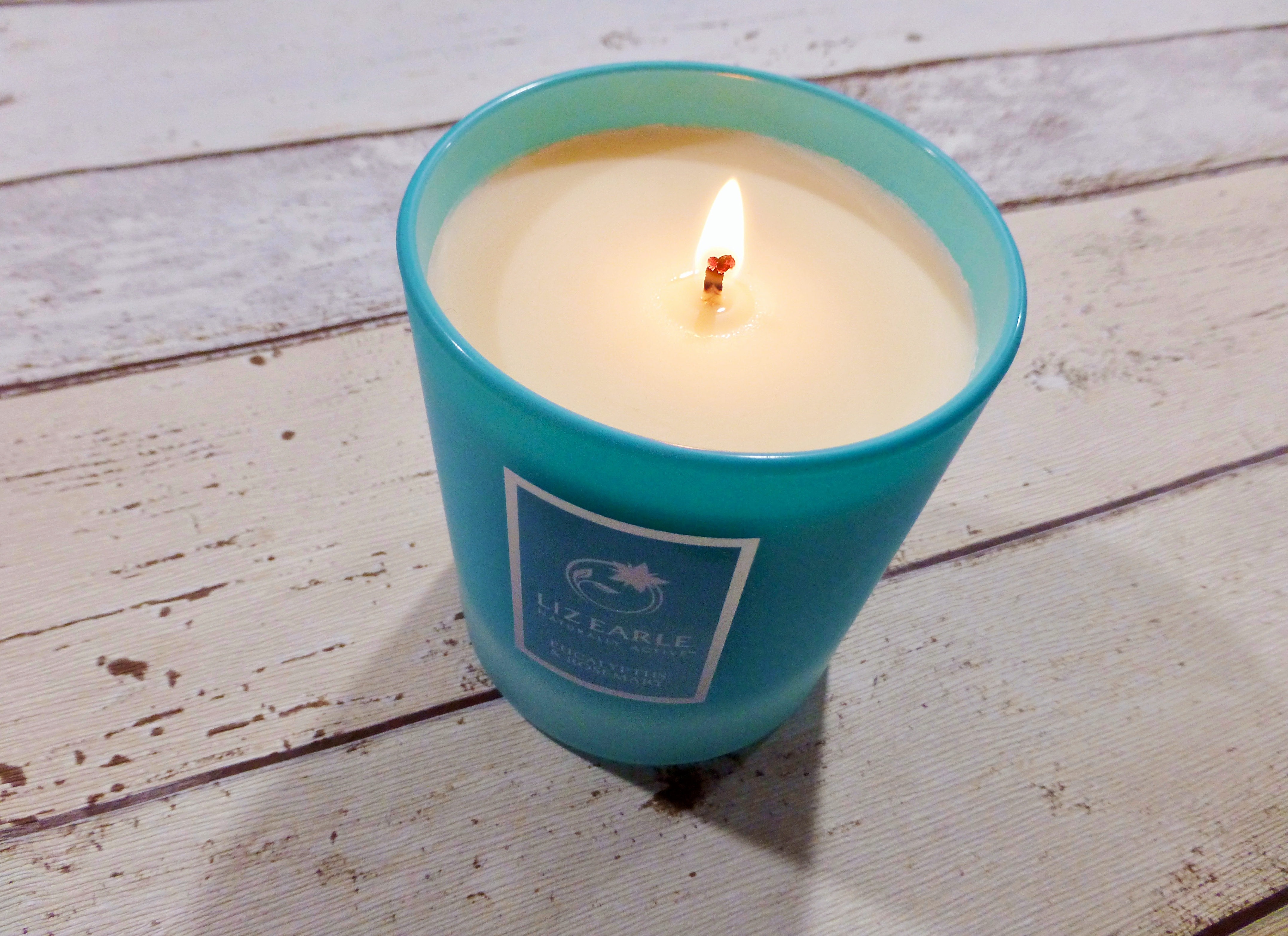 Liz Earle Eucalyptus & Rosemary Botanical Candle