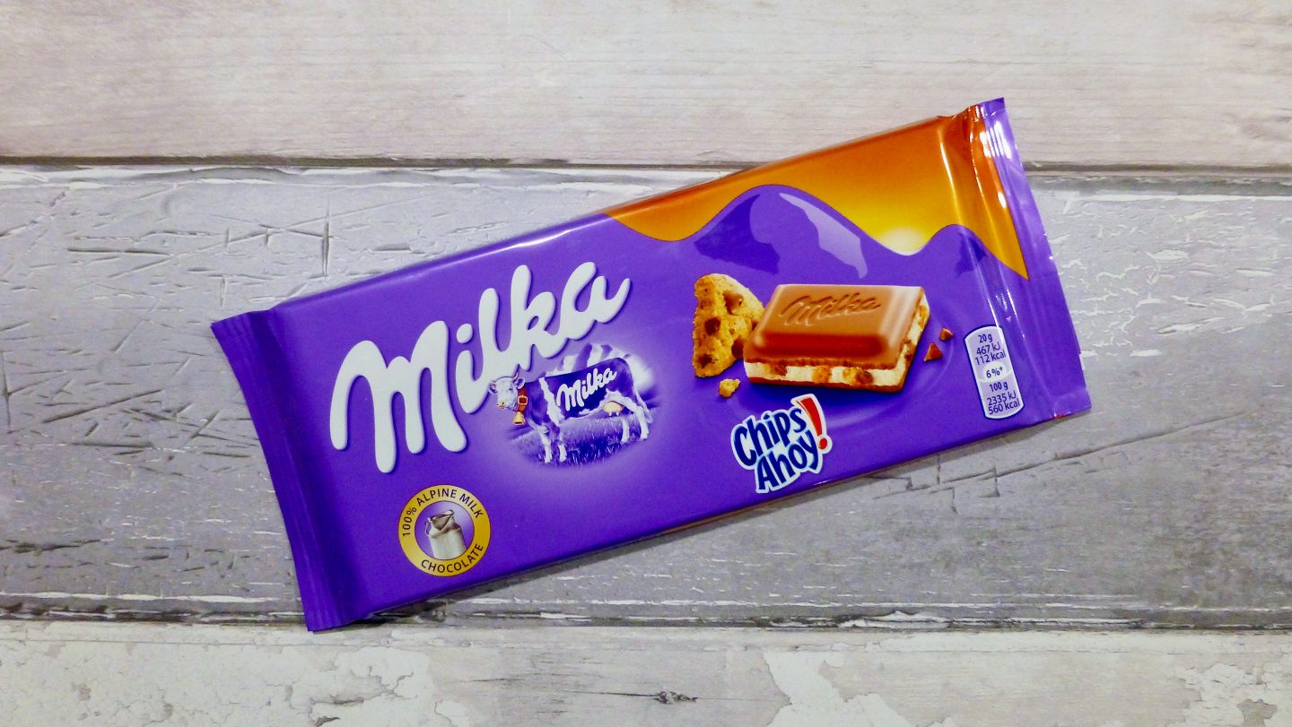 Milka Chips Ahoy! Bar