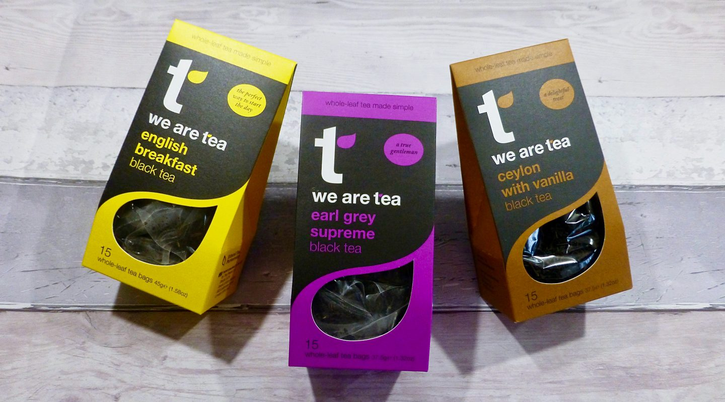 We Are Tea Black Teas *