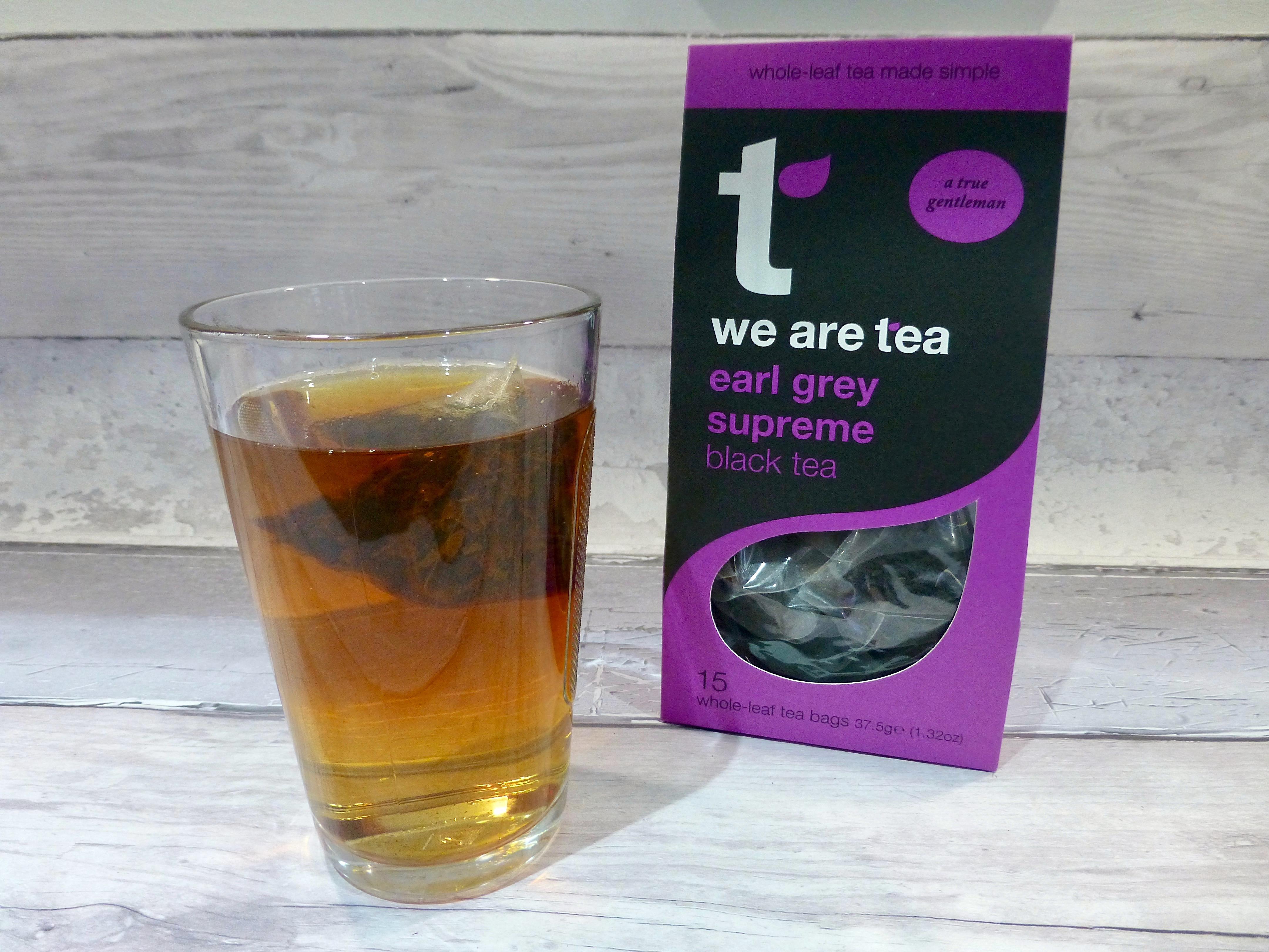 We Are Tea Earl Grey Supreme Black Tea