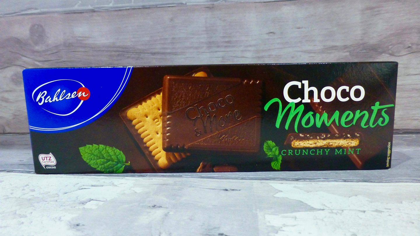 Bahlsen Crunchy Mint Choco Moments
