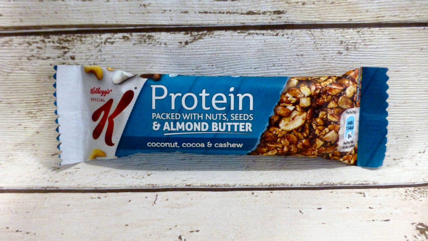 Special K Coconut, Cocoa and Cashew Protein Bar