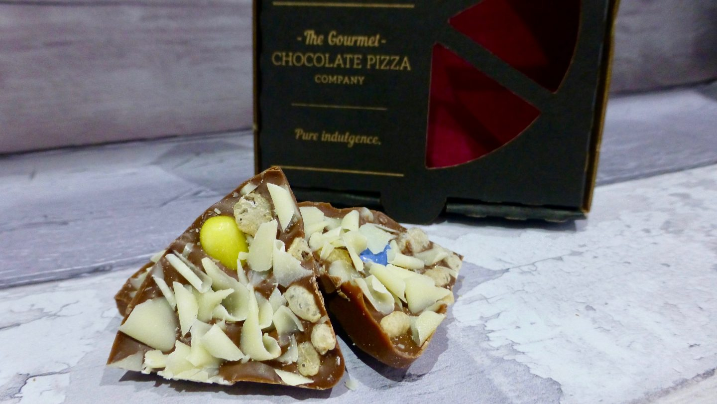 The Gourmet Chocolate Pizza Company Jelly Bean Jumble