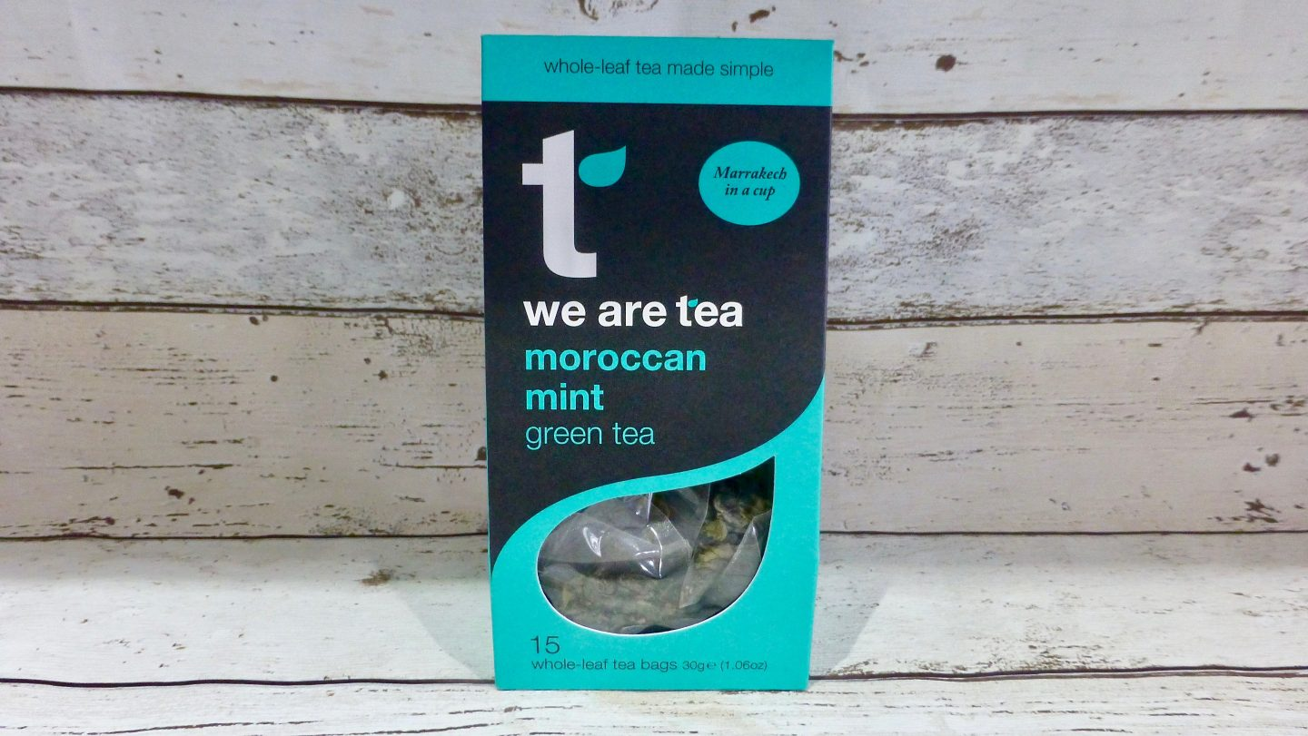 National Tea Day With We Are Tea Moroccan Mint *