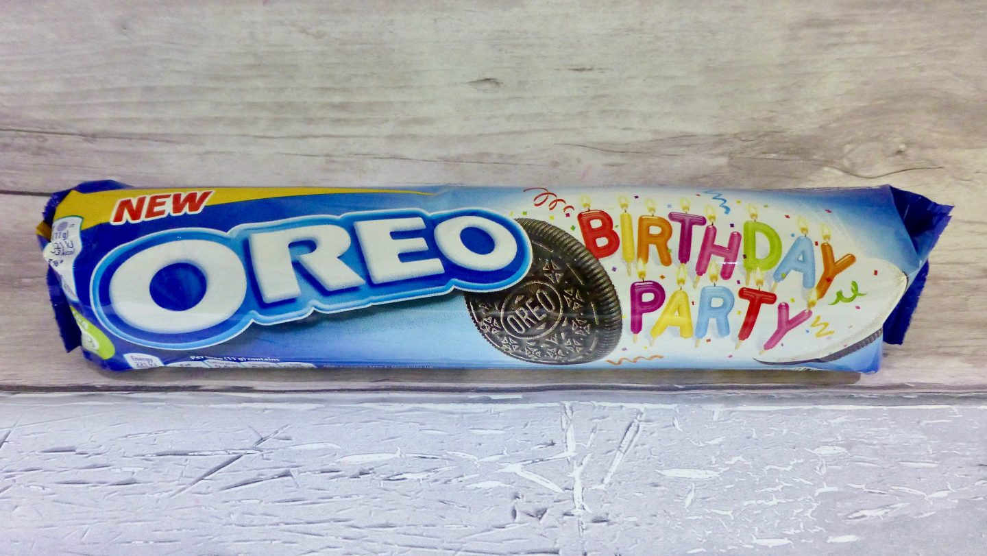 Birthday Party Oreo Cookies