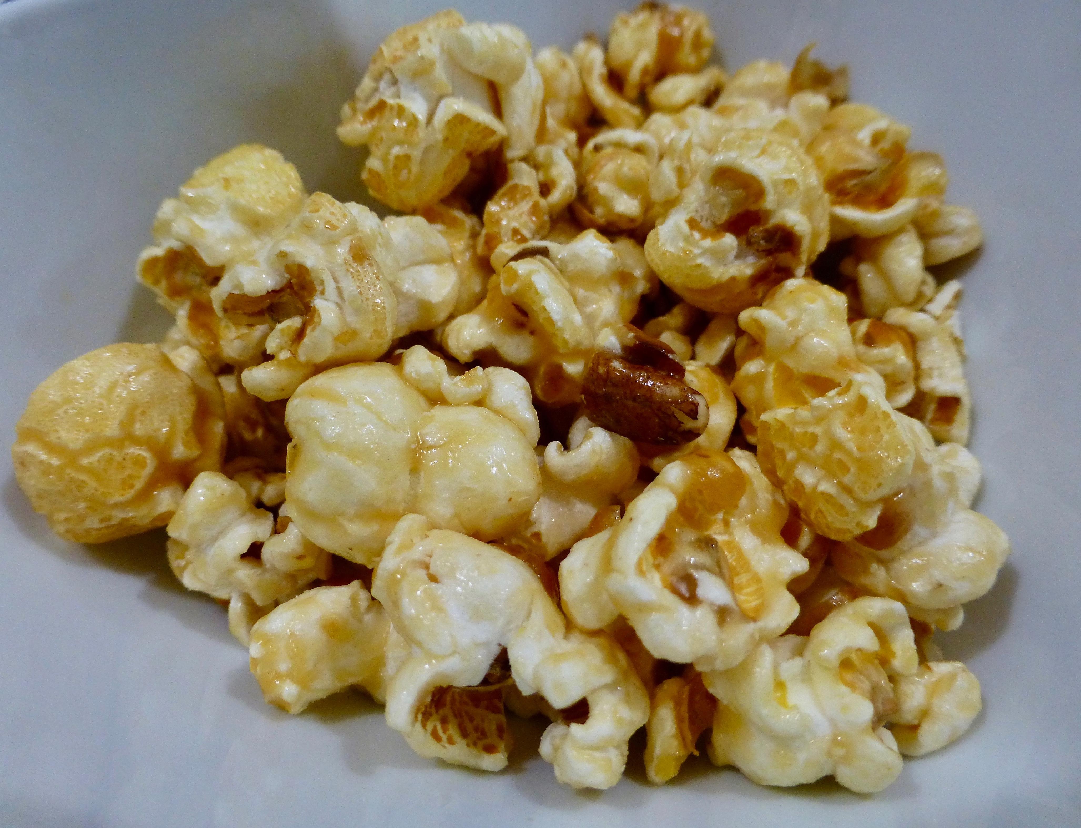 Popcorn Shed Pecan Pie Popcorn