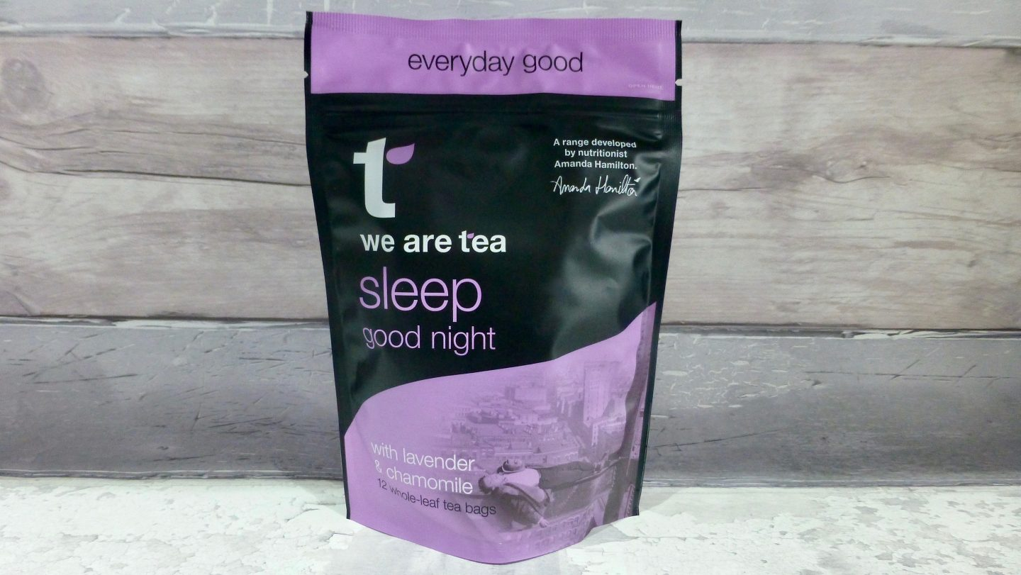 We Are Tea Sleep Tea