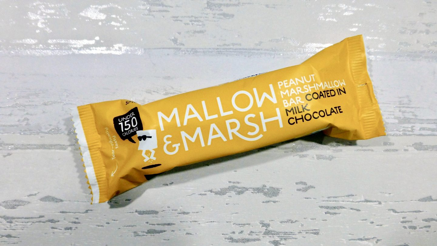 Mallow & Marsh Peanut Marshmallow Bar