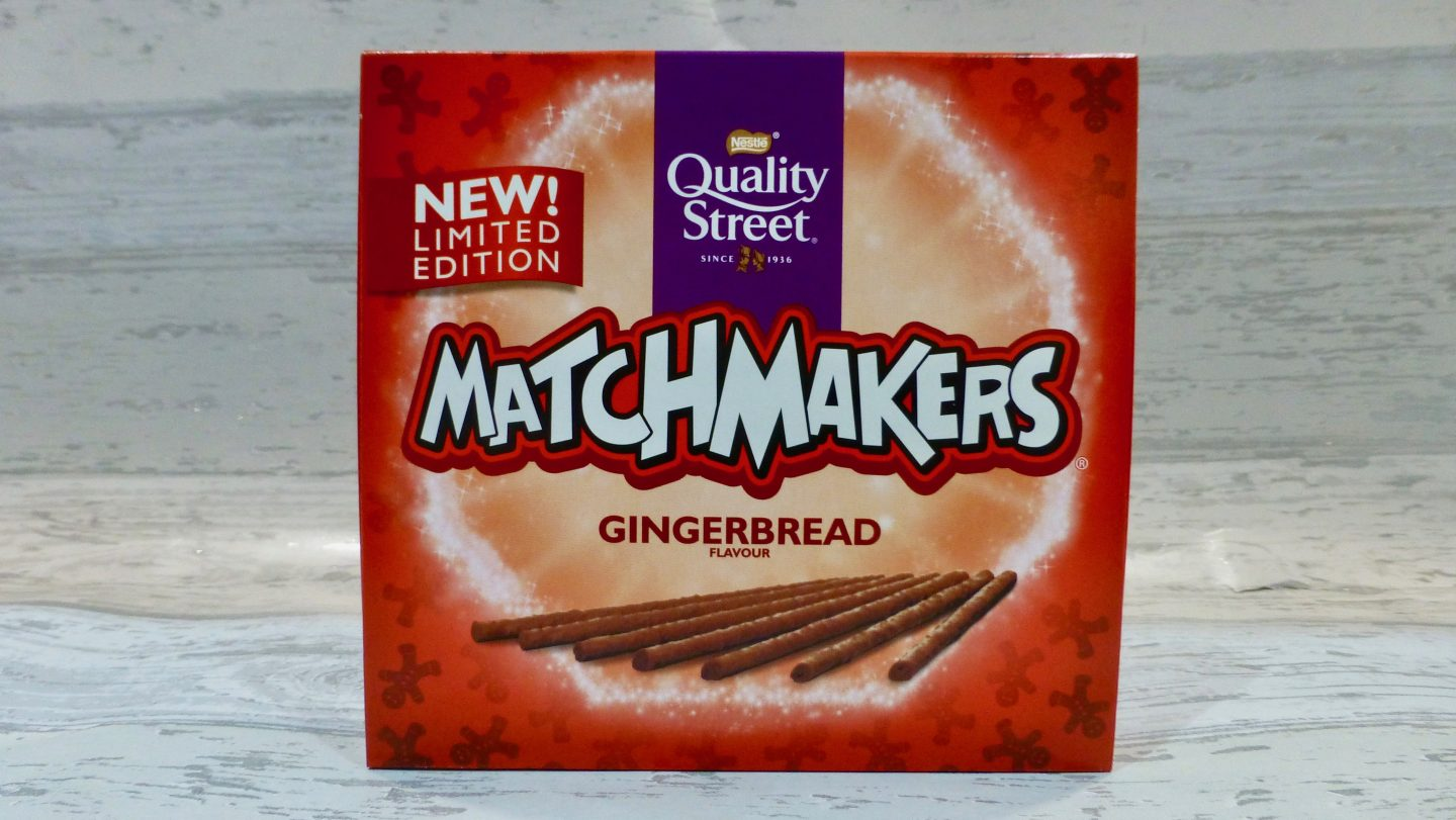 Quality Street Gingerbread Matchmakers