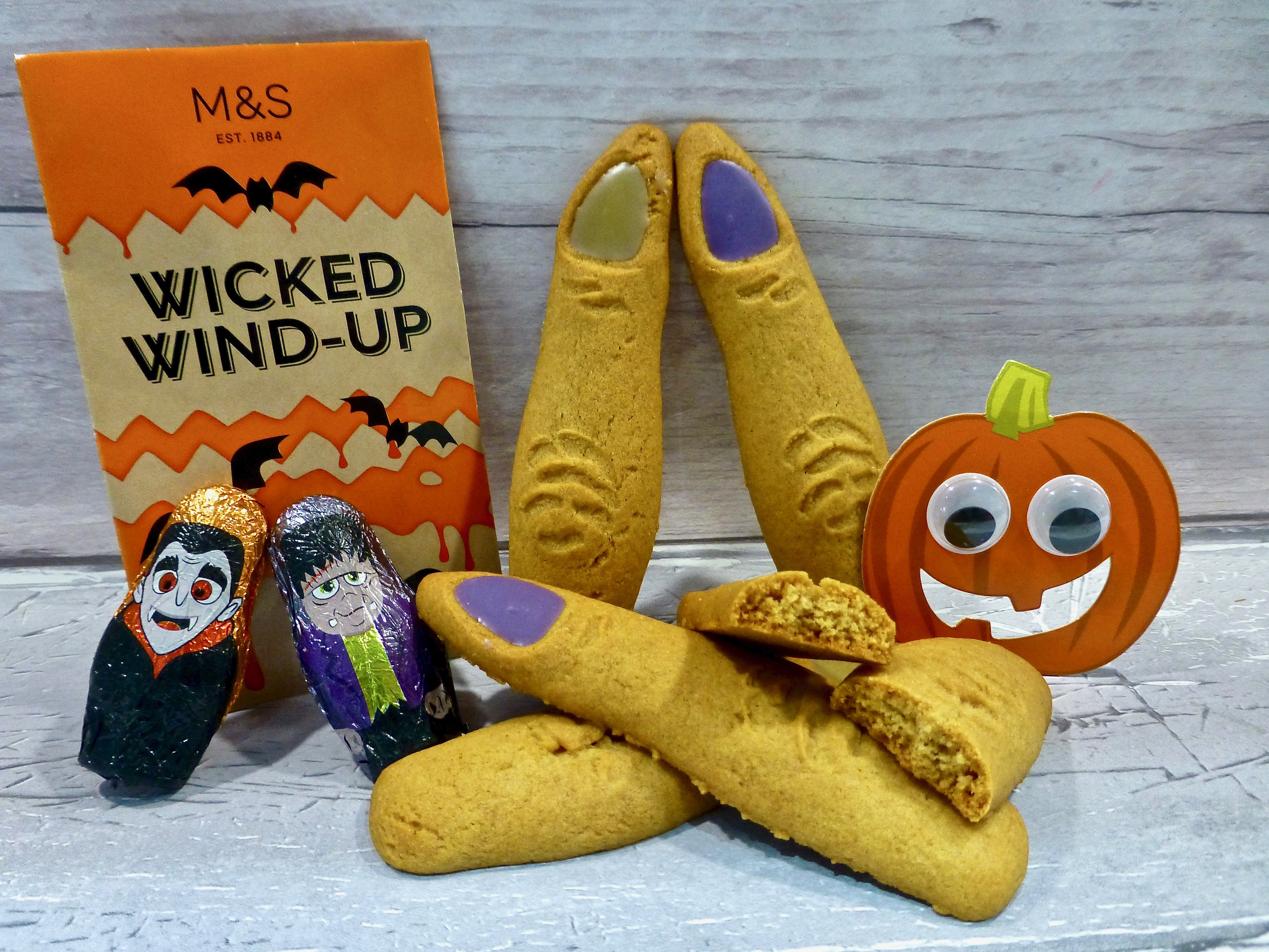 M&S Witches Fingers