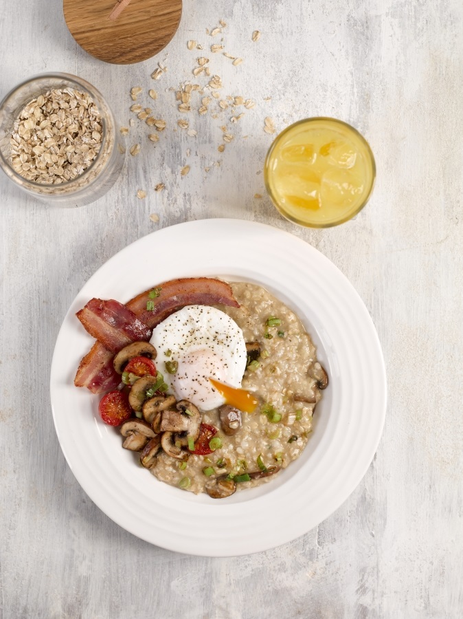 Savoury Breakfast Porridge