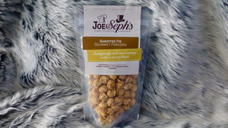 Joe & Seph's Banoffee Pie Gourmet Popcorn