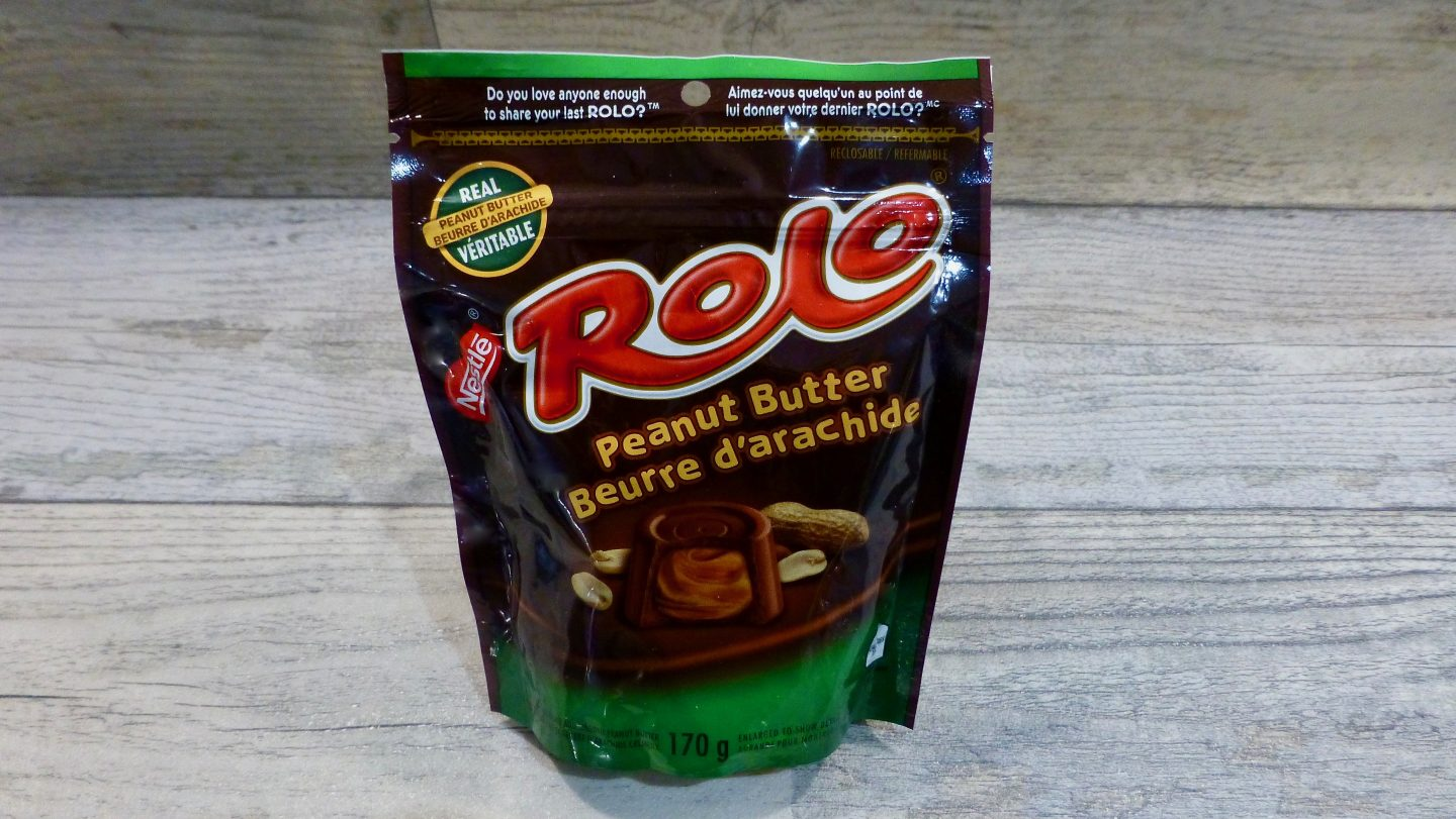 Peanut Butter Rolos Chocolate