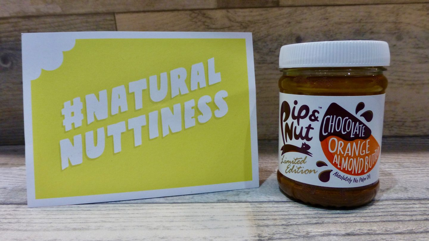 Pip & Nut Chocolate Orange Almond Butter