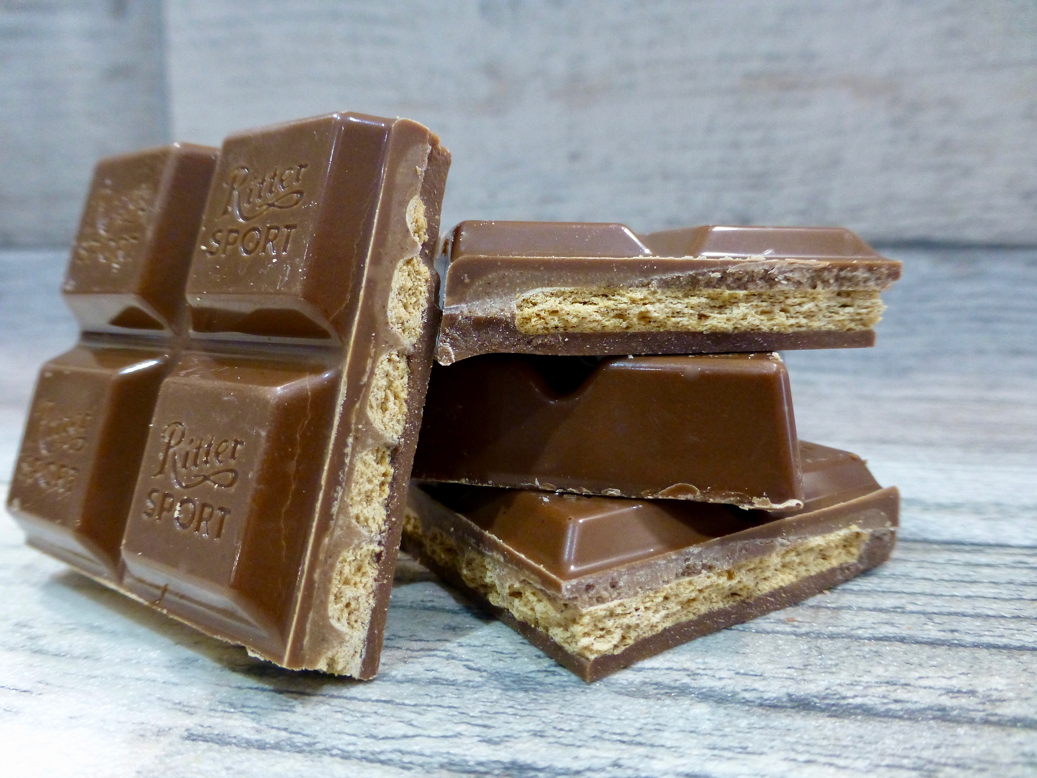 Ritter Sport Spiced Biscuit Chocolate