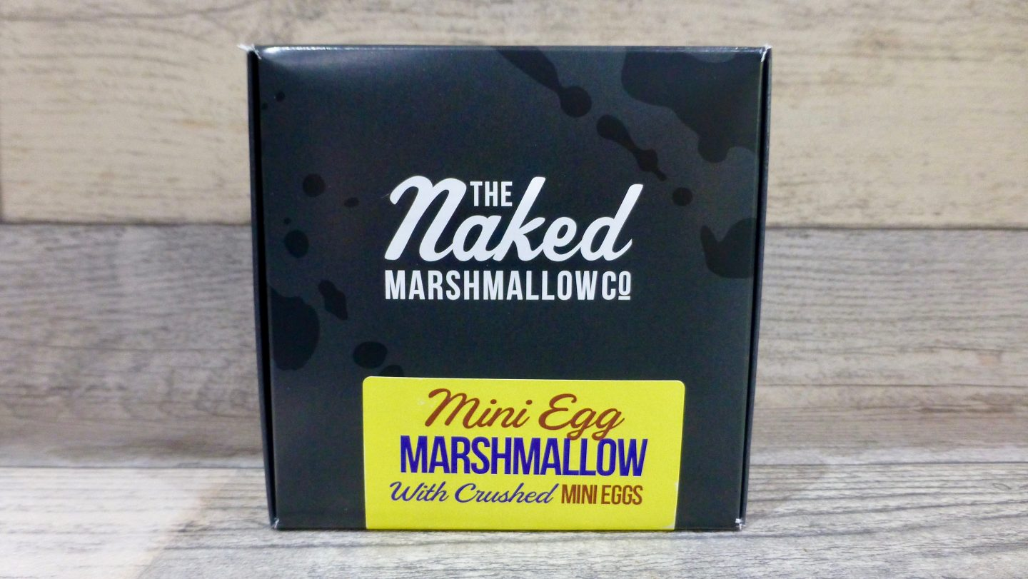 The Naked Marshmallow Co Mini Egg Marshmallows