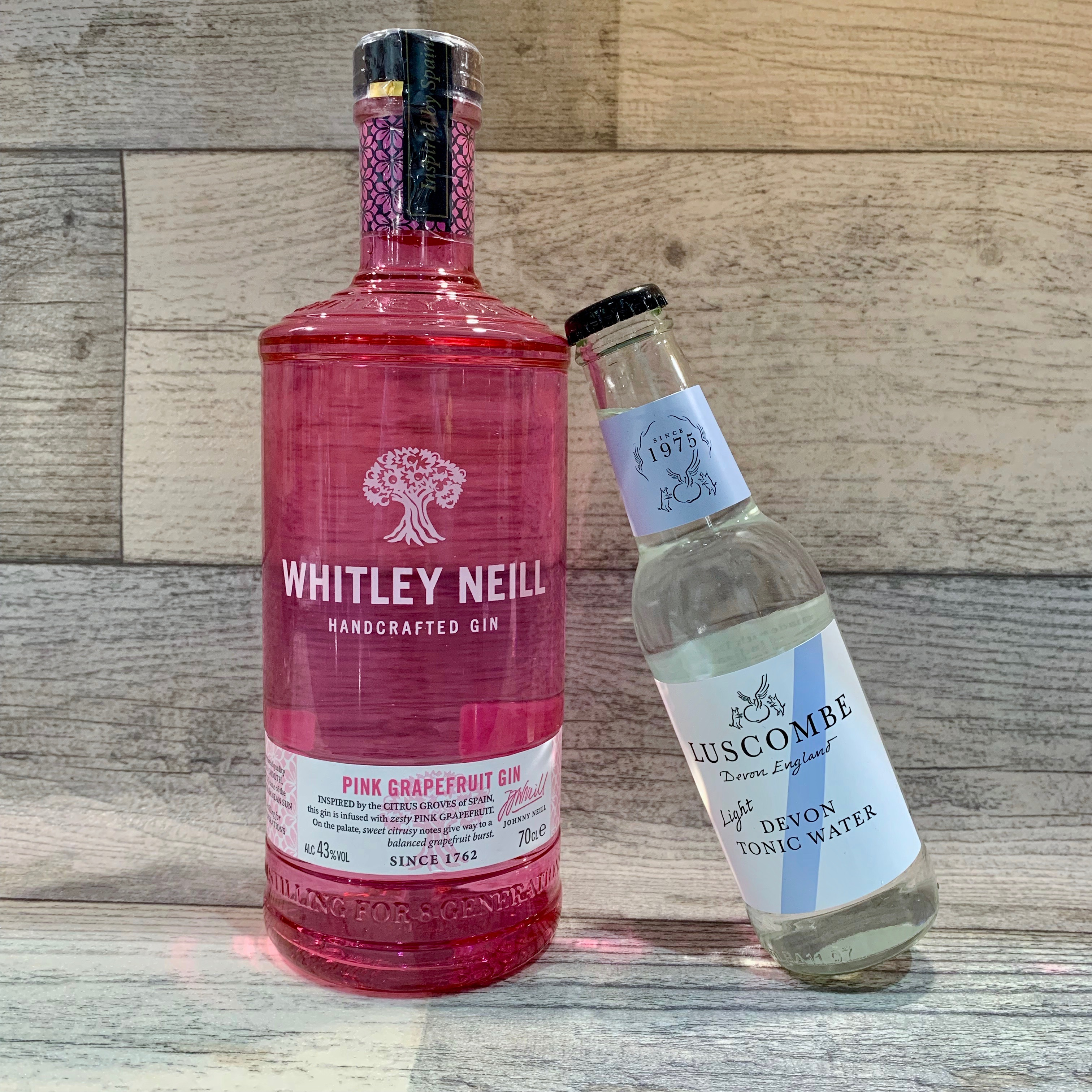 New Whitley Neill Pink Grapefruit Gin