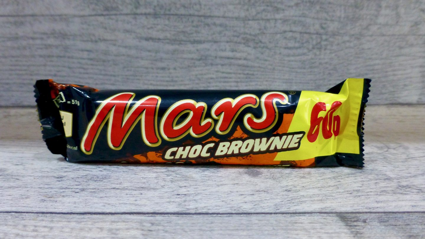 Mars Choc Brownie Bar