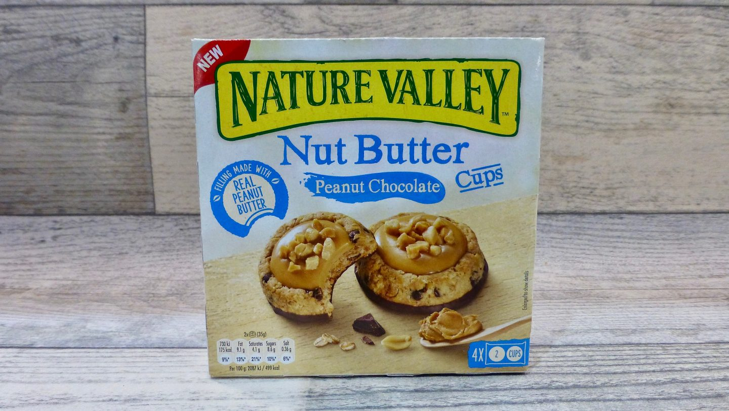 Nature Valley Peanut Chocolate Cups
