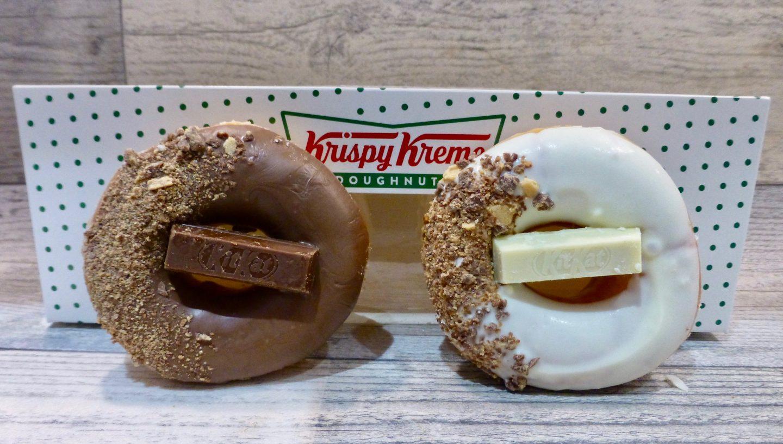 KitKat Krispy Kreme Doughnuts