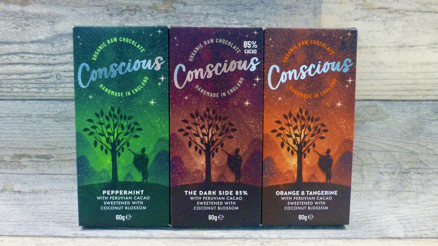 Conscious Organic Raw Chocolate *