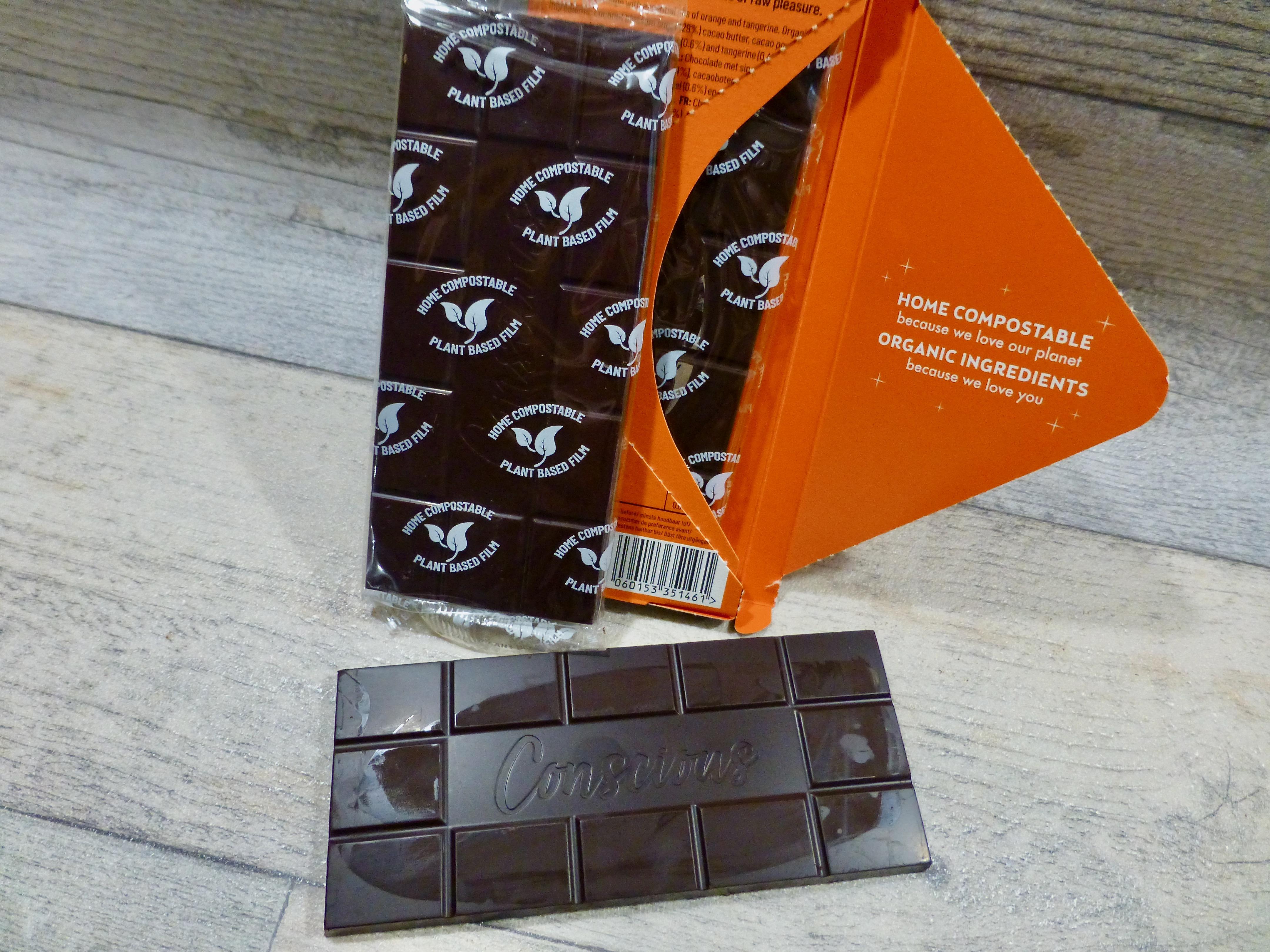 Conscious Organic Raw Chocolate