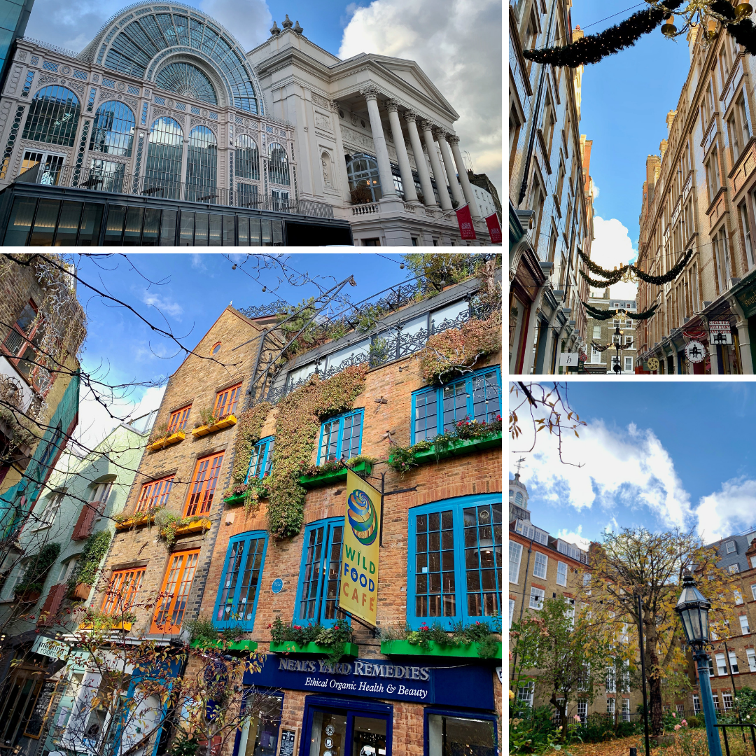 Things to do in Covent Garden