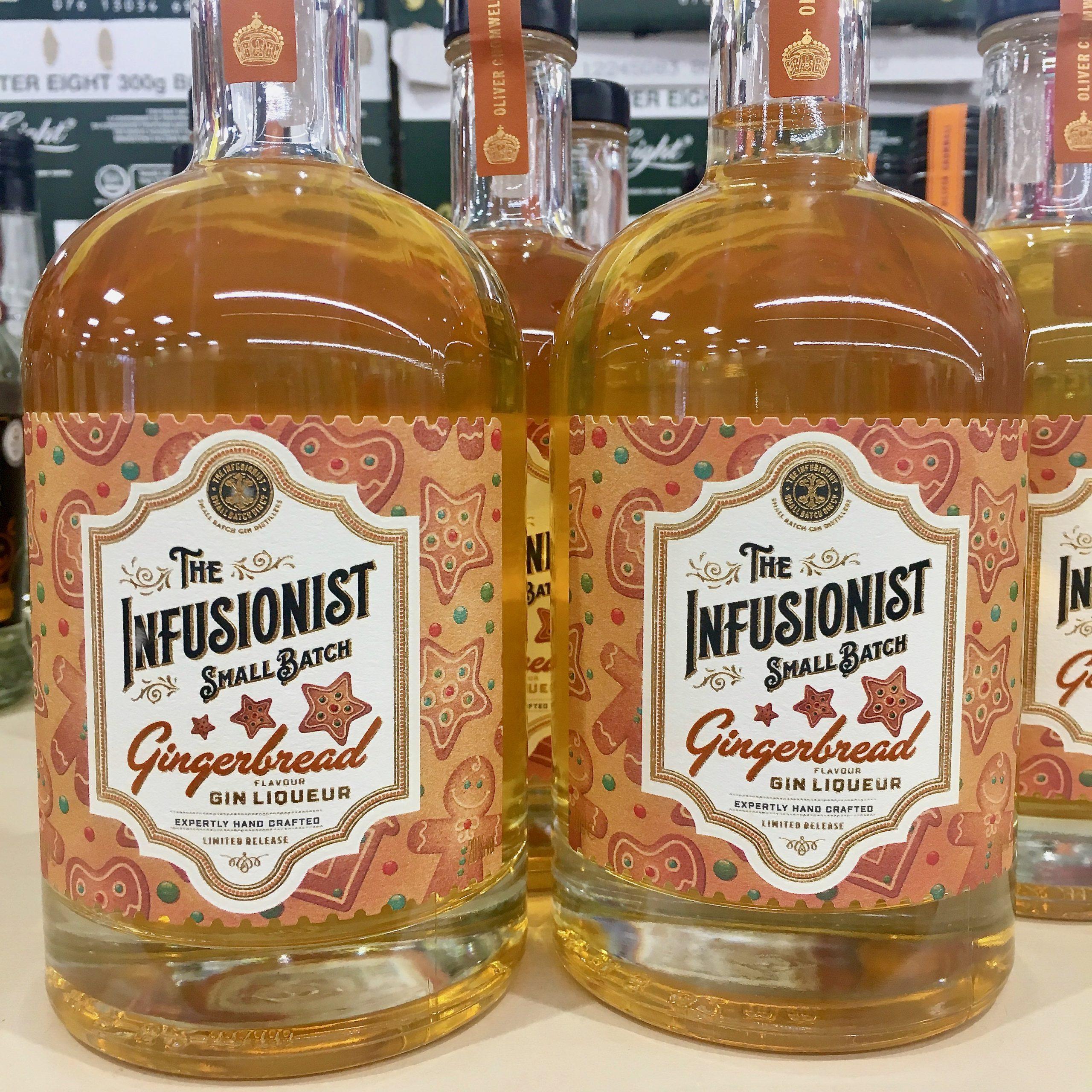 Aldi The Infusionist Gingerbread Gin Liqueur